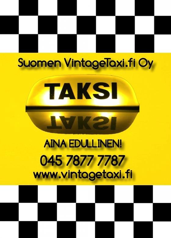 Suomen VintageTaxi.fi Oy